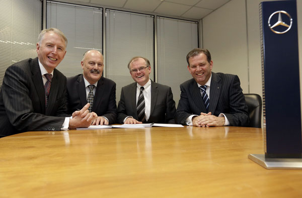 Fitzpatrick s appointed mercedes benz main dealers - Fitzpatricks garage kildare ...
