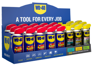 WD.40 Specialist hit the shelves