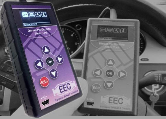 Volvo EEC DPF Tool Update 28 1 - European Exhaust and Catalyst EEC