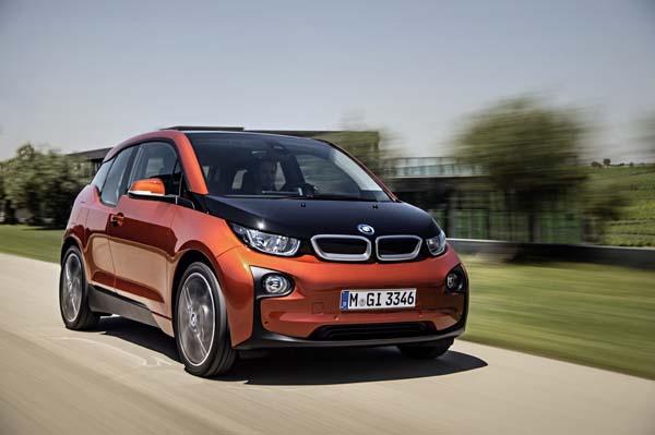 BMW i3 High Res