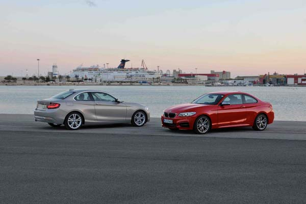 BMW 2 Series on the way