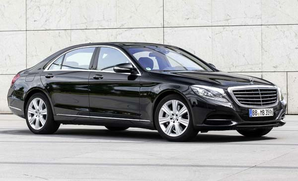 Mercedes-Benz S 500 PLUG-IN HYBRID (W 222) 2013