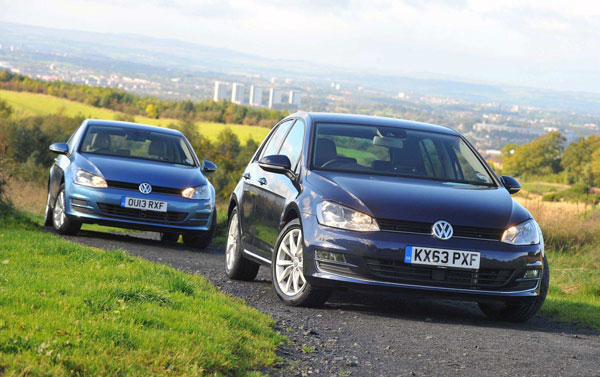 Volkswagen Golf Crowned Scottish Car Of The Year