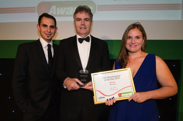 Volvo-Truck-wins-award