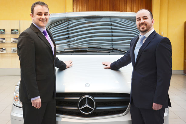 Cork truck services appointed mercedes benz lcv dealers for Mercedes benz service appointment
