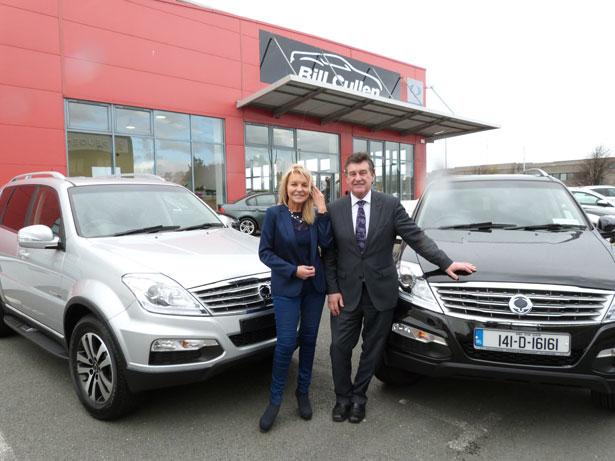 New Ssangyong 39 Rexton W 39 Suv Arrives