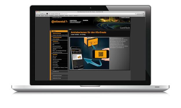 ContiTech-website