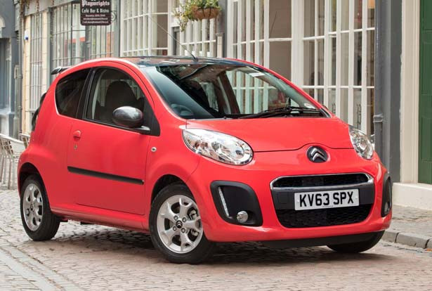 Citroen C1 named Most reliable