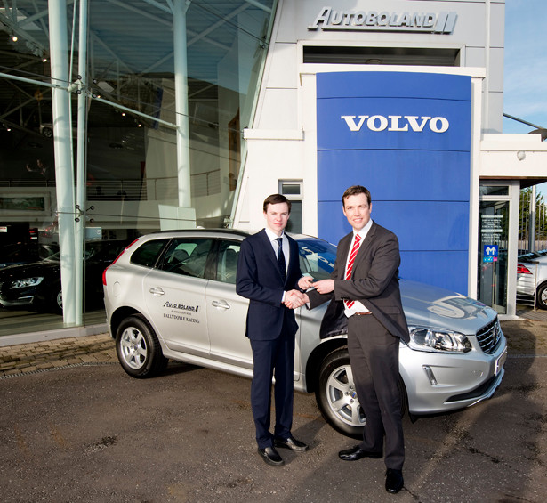 Joseph O Brien and Pat Drea Volvo Sales Manager AutoBoland ltd AutoBoland is located at Butlerstown Roundabout Cork Road Waterford Co Waterford This version is available to order now from your local Volvo dealer.