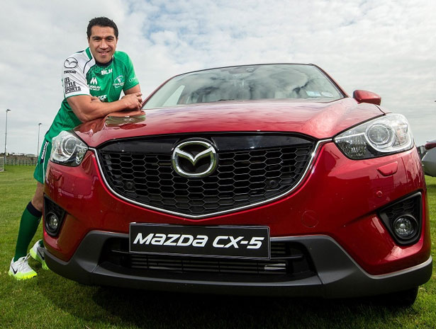 Mazda--Connacht_-Mils-Muliaina--CX5