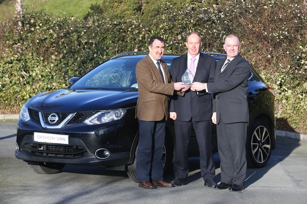 906615418ec7d7 Continental Irish Van of the Year 2015 category winners announced ...