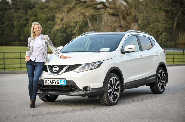 o connor appointed brand ambassador for keary s nissan