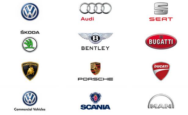 Marque logos