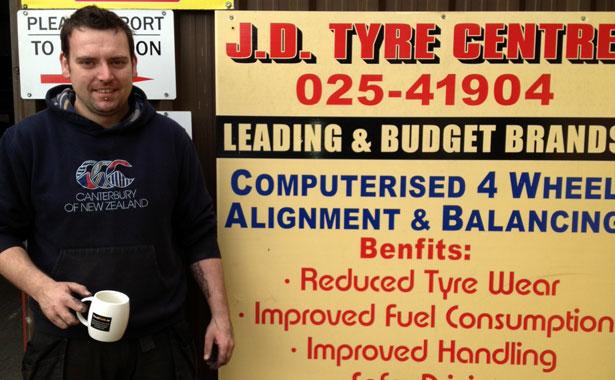 JD Tyres Mitchelstown