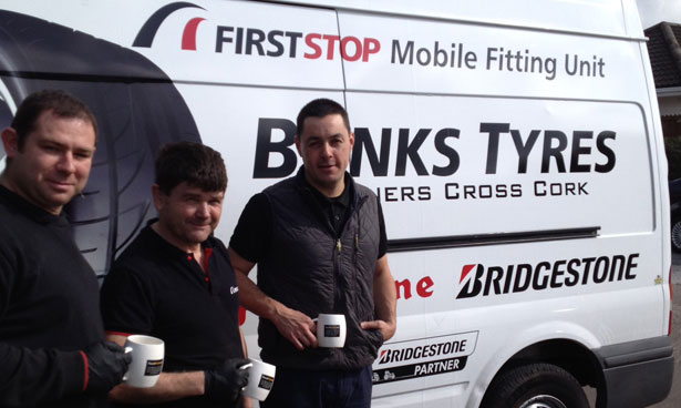 John Banks Tyres Cork