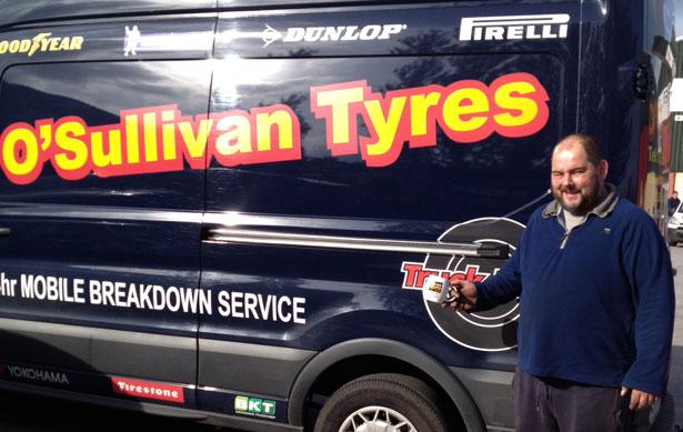 O'Sullivan Tyres Mallow