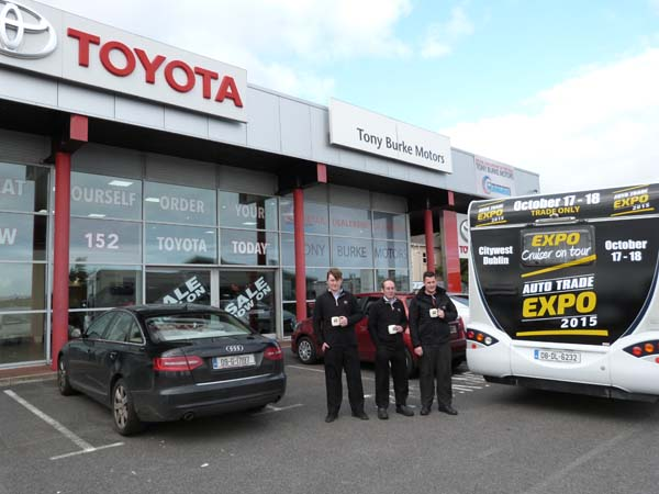 Expo Cruiser Tours Co Galway