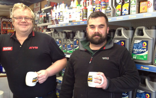 NCS Auto Parts Maynooth
