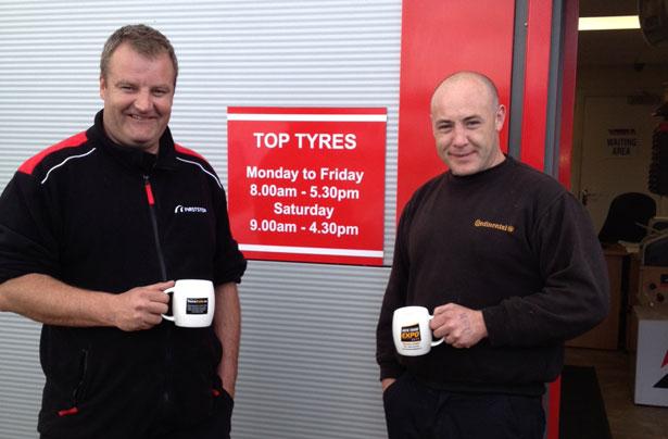 Top Tyres Wexford