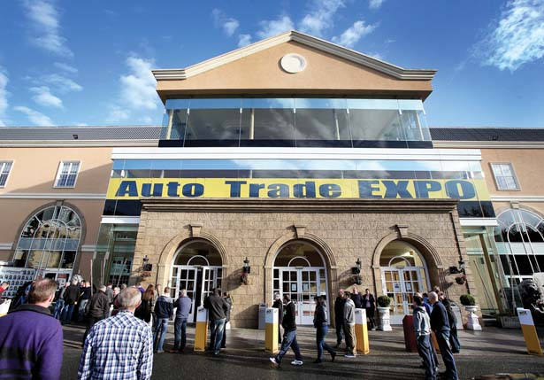 The Auto Trade Expo at CityWest Hotel. 9th November 2014.