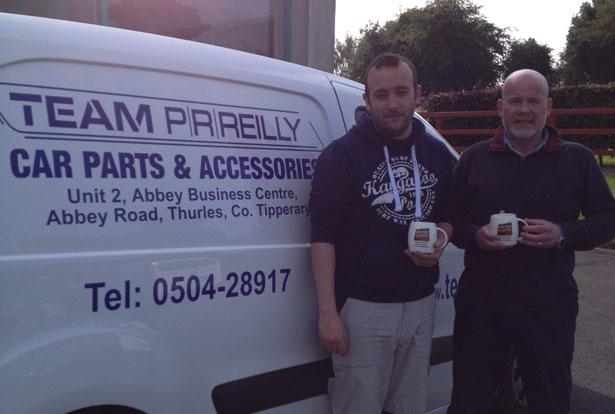 Team PR Reilly Thurles