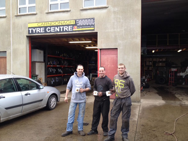 carndonagh Tyre Centre