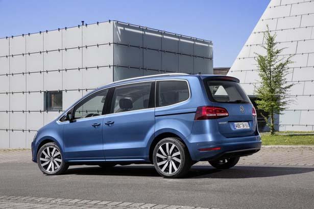 New VW Sharan