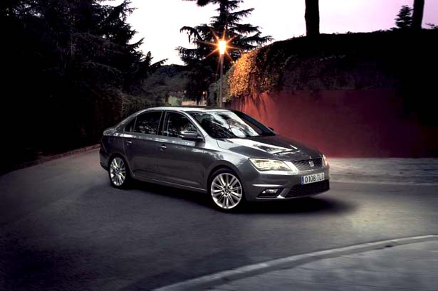 SEAT Toledo 'SE Advanced' model