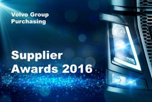 Volvo Group Purchasing Award