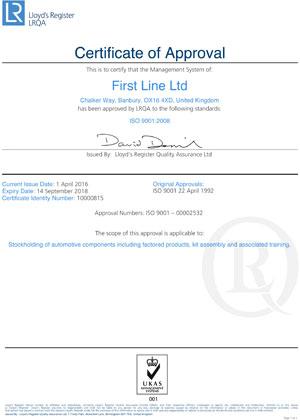Certificate-First-Line-0911549-copy