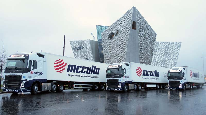 New FH - McCulla Ireland
