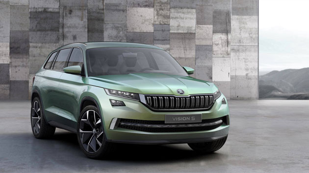 Skoda's-Vision-S-concept-to-be-new-Kodiaq-SUV