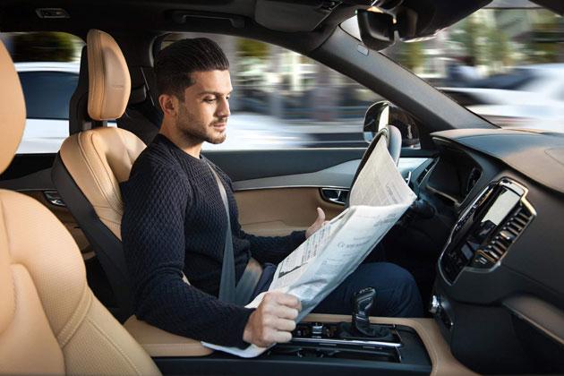 Volvo's-Autonomous-Driving-Trial