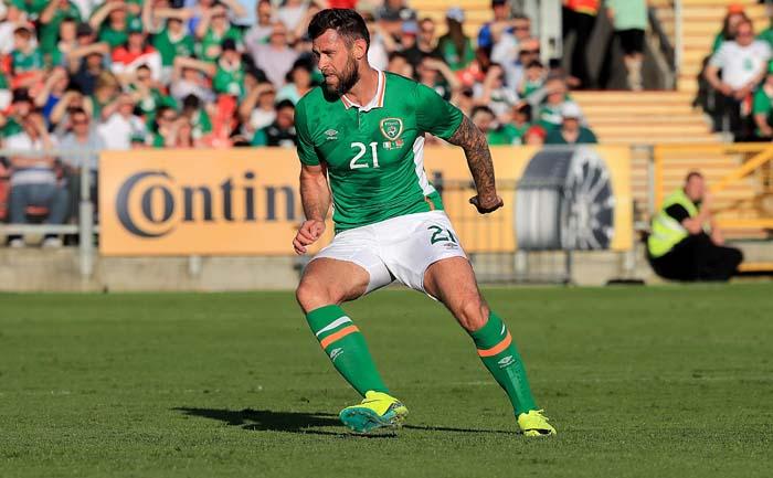 Daryl Murphy Euro 2016_