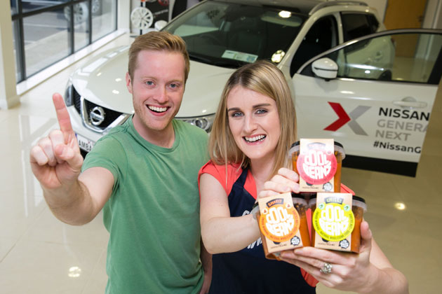 Max Doyle & Sarah O'Connor Finalists Nissan Generation