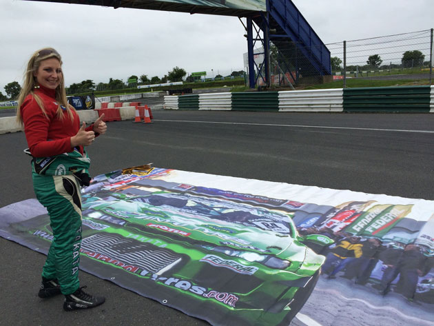 Danielle-Murphy-Queen-of-Drift-at-Mondello