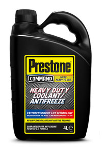 Prestone Command Coolant keeps fleets on the road - Autotrade ie