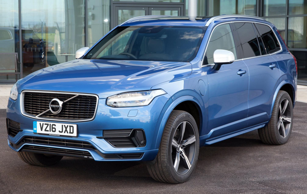 Volvo-XC90---Multi-award-winning-