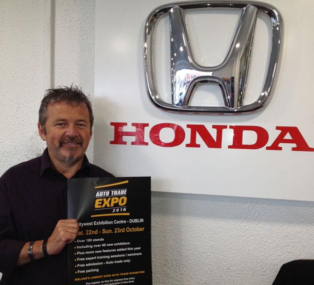 John Murphy, Castle Garage- Honda / Subaru