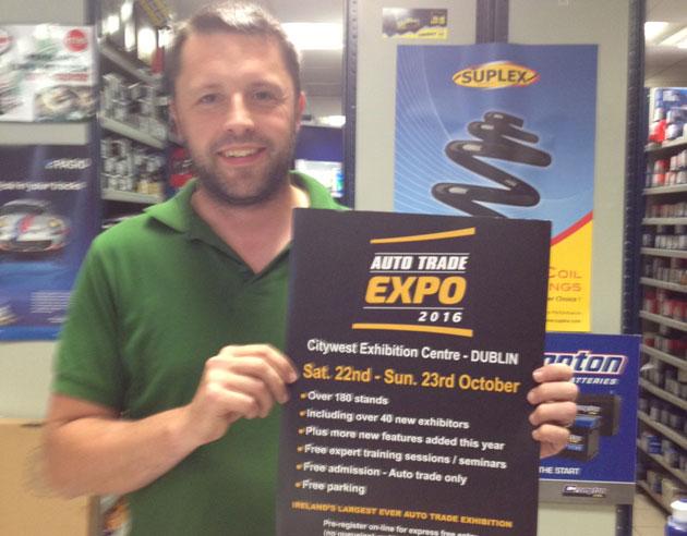 Sean Croke, Team PR Reilly, Waterford