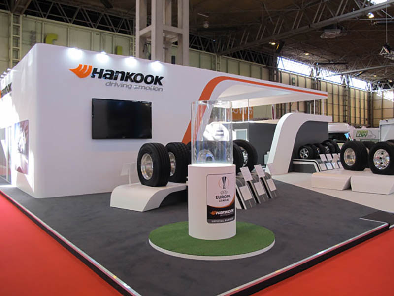 hankook presents new tyres at cv show  u2013 commercial vehicle workshop news