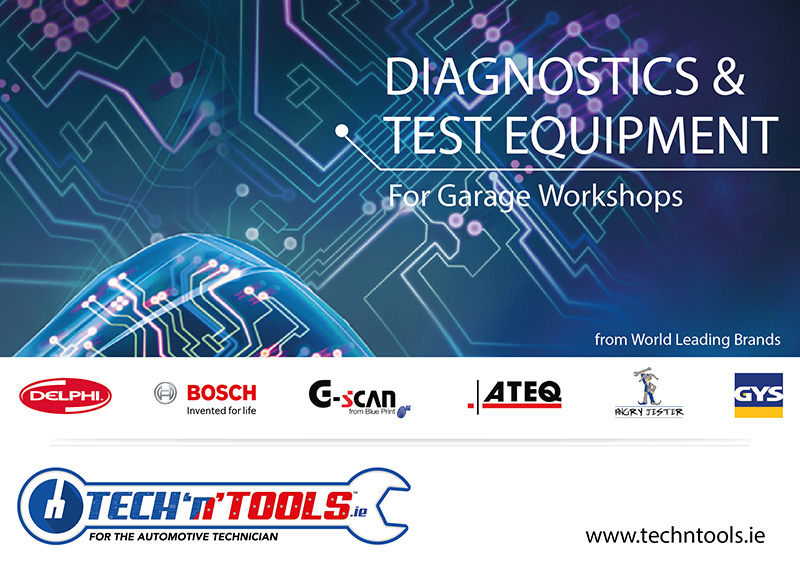 tech n tools unveils diagnostics and test equipment catalogue commercial vehicle workshop news. Black Bedroom Furniture Sets. Home Design Ideas
