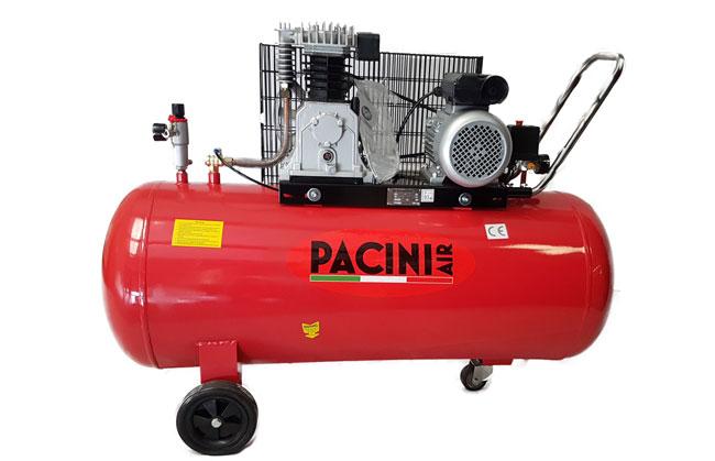 Irish Garage Equipment Launches Pacini Air Compressor