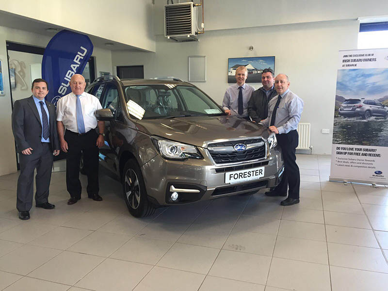 Doyle's Garage Courtown appointed main Subaru dealers ...