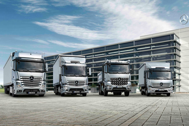 Mercedes benz introduces extended truck warranties for Mercedes benz extended limited warranty price