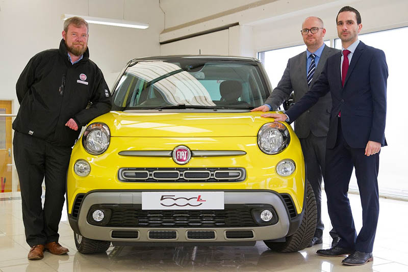 Brian Reynolds Car Sales Appointed Fiat Dealers Autotradeie - Fiat dealers