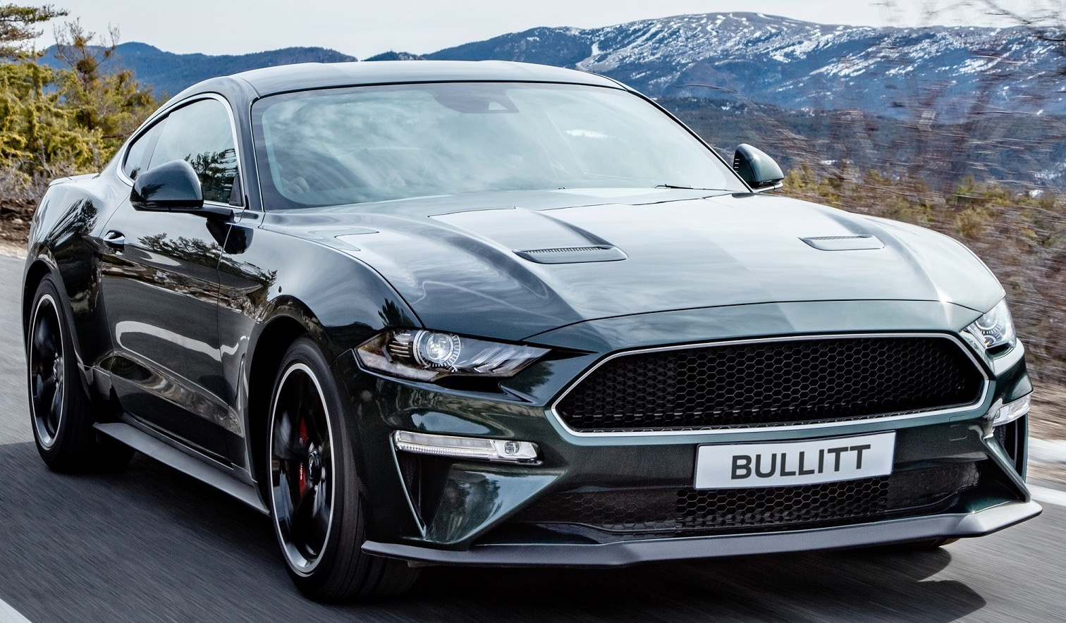 Celebrating the 50th anniversary of the legendary film the new special edition ford mustang bullitt is now available in ireland and is powered by an