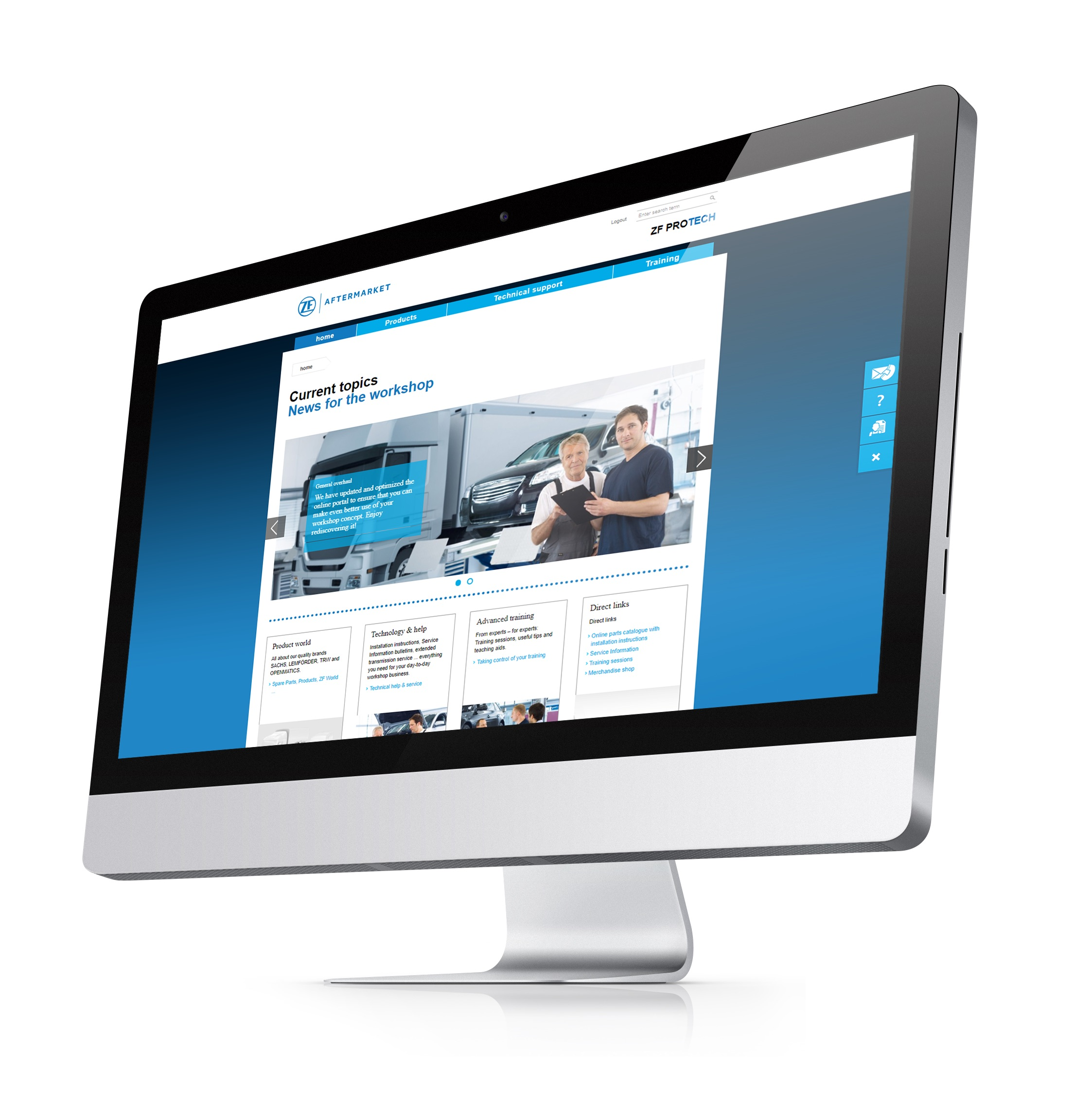 Futureproof your business with ZF [pro]Tech start - Autotrade ie