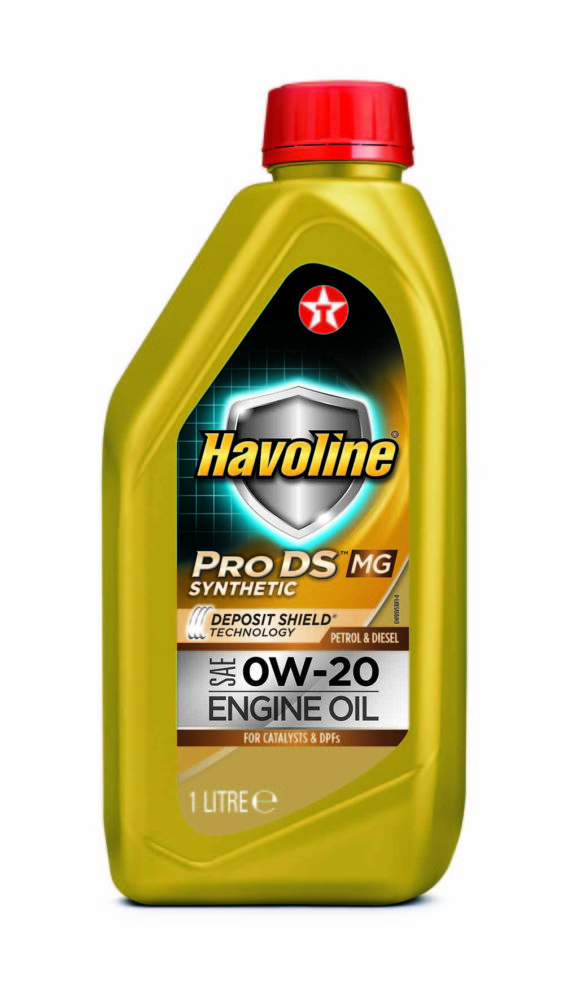 New low viscosity lubricants added to Texaco Havoline range