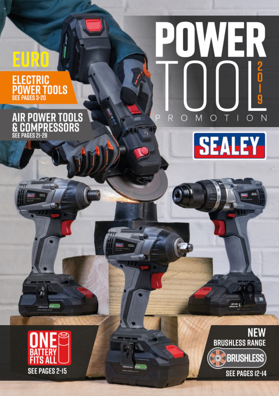 Sealey launches latest Power Tool Promotion | TyreTrade ie